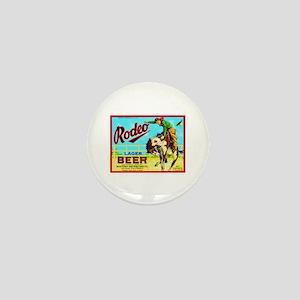 California Beer Label 2 Mini Button