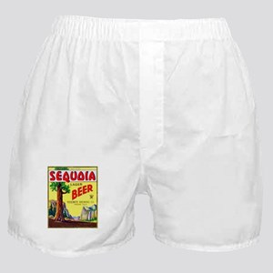 California Beer Label 3 Boxer Shorts