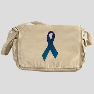 Blue Ribbon Messenger Bag