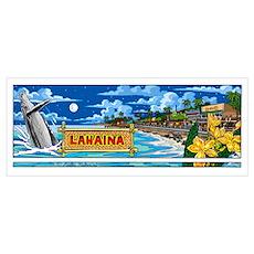 Lahaina, Maui Poster