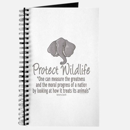 Protect Elephants Journal