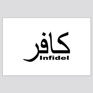 Infidel (1) Large Poster