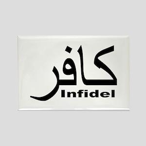 Infidel (1) Rectangle Magnet