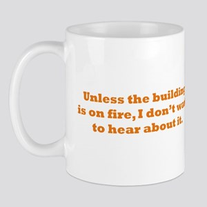 Hear about it Mug