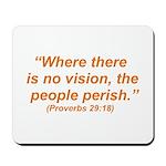 No Vision Mousepad