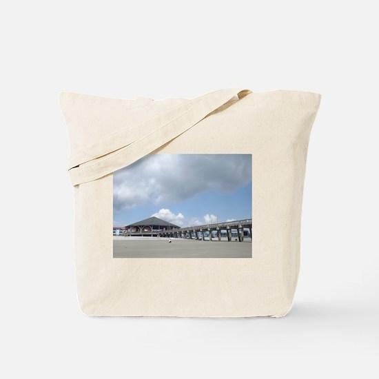 Tybee Island Georgia 21 Tote Bag