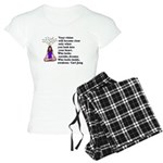 Look Inward Women's Light Pajamas