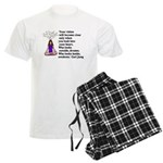 Look Inward Men's Light Pajamas