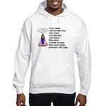 Look Inward Hooded Sweatshirt