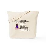 Look Inward Tote Bag