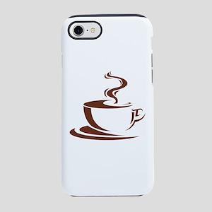 coffee iPhone 7 Tough Case