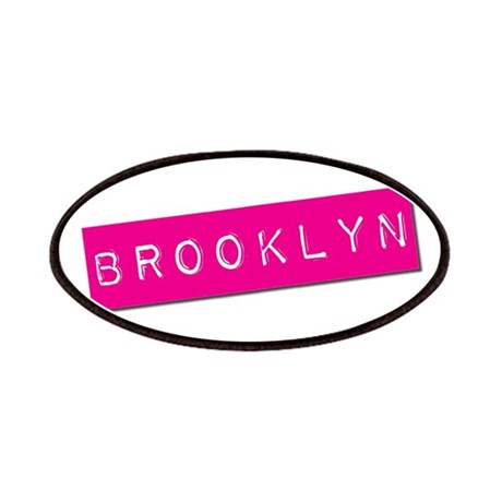 Brooklyn Punchtape Patches