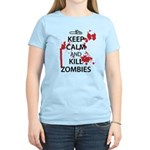 Keep Calm Women's Light T-Shirt