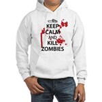 Keep Calm Hooded Sweatshirt