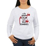 Keep Calm Women's Long Sleeve T-Shirt