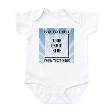 Personalized Sports Infant Bodysuit