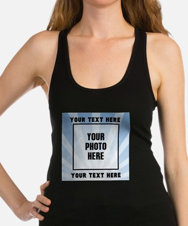 Personalized Sports Racerback Tank Top