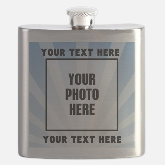 Personalized Sports Flask
