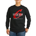 Sixth Man Long Sleeve Dark T-Shirt