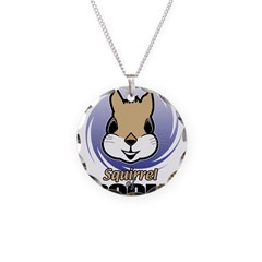 Squirrel of Doom Necklace