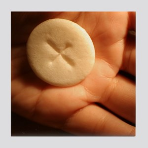 Communion Tile Coaster