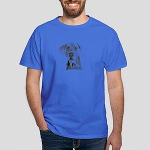 Weim Sketch Dark T-Shirt