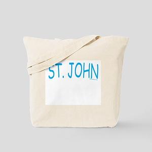 St. John - Tote Bag