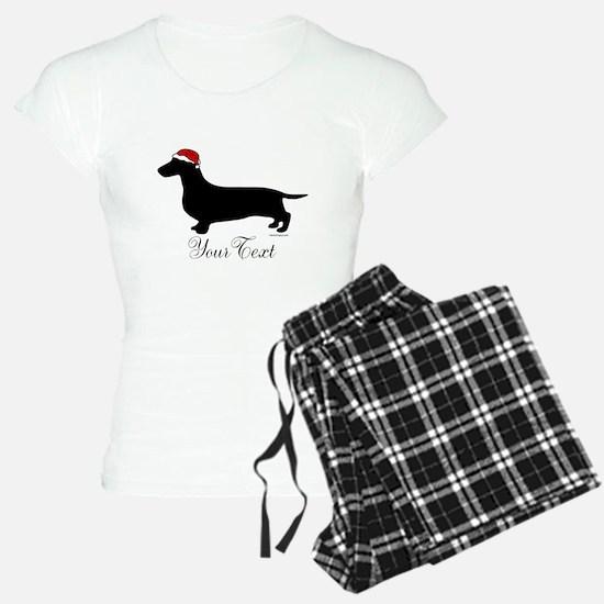Santa Doxie Pajamas