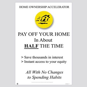 HomeOwner Accelerator<br>Lobby <br>23&quot; x 35&quot;