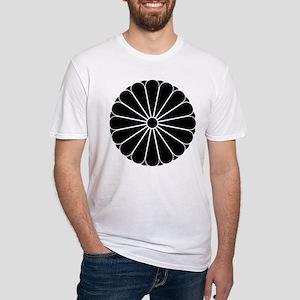 yae juuroku giku Fitted T-Shirt