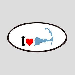 Cape Cod MA - I Love Cape Cod. Patches