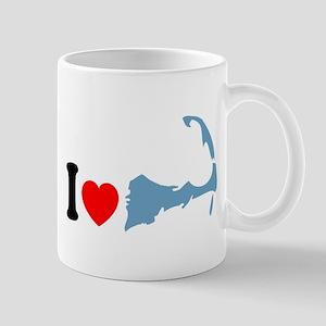 Cape Cod MA - I Love Cape Cod. Mug