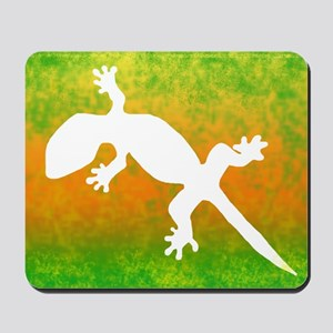Colorful Gecko Mousepad