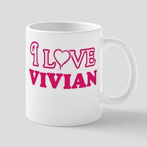 I Love Vivian Mugs