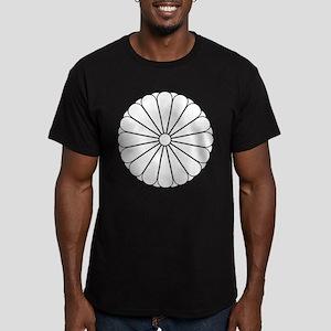 yae juuroku giku Men's Fitted T-Shirt (dark)
