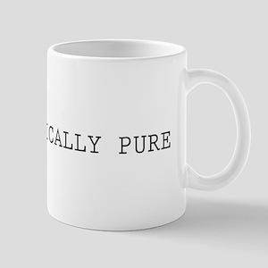 '99.1% Chemically Pure' 11 oz Ceramic Mug