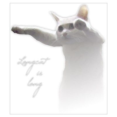 Longcat Risen Poster