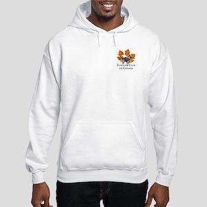Eurasier Club of Canada (ECC) Hooded Sweatshirt