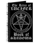 """Rites of Lucifer"" Book of Shadows Journ"