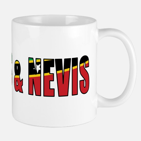 St. Kitts and Nevis Mug