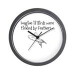 Questions that make you wonde Wall Clock