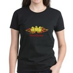 Hot Chicks Women's Dark T-Shirt