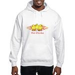 Hot Chicks Hooded Sweatshirt