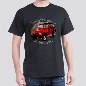 Jeep Wrangler Dark T-Shirt