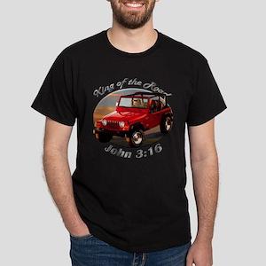 Jeep Wrangler Dark T-Shirt