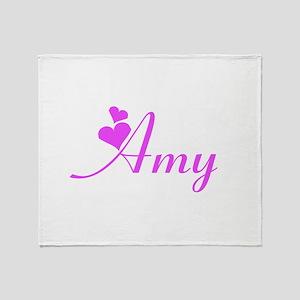 Amy Throw Blanket