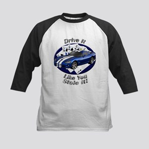 Dodge Viper Kids Baseball Jersey