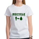 Recycle or Die Women's T-Shirt
