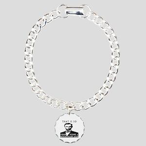 Abe Lincoln Bracelet
