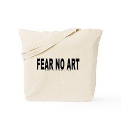 FEAR NO ART Tote Bag - 2 Way